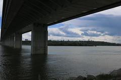 Vidin - Danube Bridge 2 (Vidin - Calafat) (lyura183) Tags: river bulgaria danube donau vidin