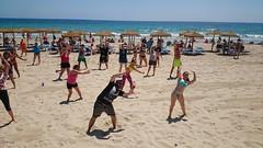 Zumba Hibernis Mare 21 mayo 2016 (4) (Visit Pilar de la Horadada) Tags: yoga playa alicante roller invierno recharge hatha patinaje costablanca voley zumba ludoteca pilardelahoradada vegabaja milpalmeras hibernismare