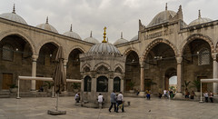DSC00074-2 (UmitCukurel) Tags: street cloud turkey candle turkiye tram istanbul mosque historical cami turquia touristic eminonu yenicami sirkeci cith