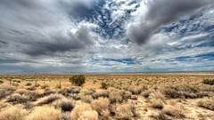 Horizon (Doug Santo) Tags: mojavedesert highway14 landscapephotography