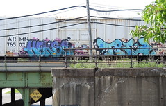 (Select1200) Tags: railroad chicago graffiti trains freights fr8 benching