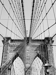 Brooklyn Bridge (Carl Hall Photography) Tags: nyc newyorkcity newyork film america kodak brooklynbridge ektar kodakektar100 ektar100 ukfilmlab ukfl