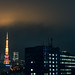 Tokyo Skyline with Tokyo Tower