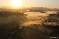 IMG_1214 (ppg_pelgis) Tags: ireland summer sunrise landscape flying northern ppg arial tyrone omagh notadrone