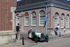 1933 BSA TW 34-10 (Davydutchy) Tags: auto holland classic netherlands car automobile tour ride 10 rally may nederland voiture bil vehicle oldtimer frise rit paysbas 34 friesland rallye niederlande bsa bolsward threewheeler 2016 dreirad klassiker klassiek frysln pkw elfstedentocht driewieler cyclecar frisia vetern tocht automobiel boalsert tw3410