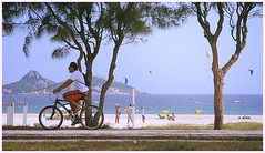 Barra da Tijuca (o.dirce) Tags: sea praia beach brasil riodejaneiro mar barradatijuca odirce