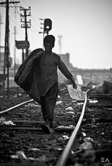 Railway tracks and their stories (Ebtesam Ahmed) Tags: