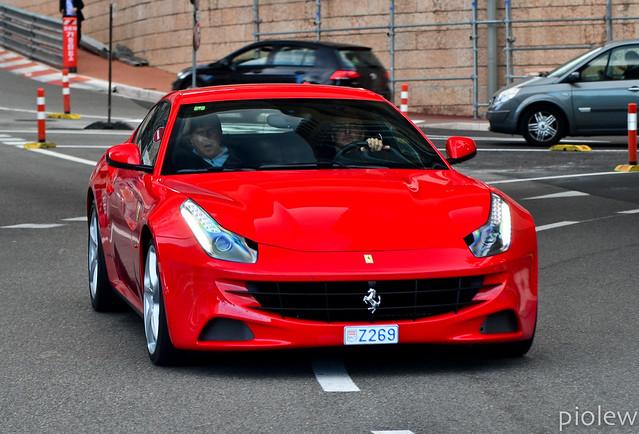 red italian top ferrari monaco mc carlo monte marques ff 2013 tm13