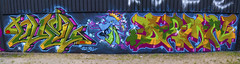 Kings of Color... (LukeDaDuke) Tags: urban graffiti damn halloffame jam clone denbosch hof shertogenbosch kingsofcolor
