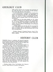Geology Club and History Club (Hunter College Archives) Tags: history students club 1936 yearbook clubs hunter geology activities huntercollege studentorganizations organizations historyclub studentactivities studentclubs geologyclub wistarion studentlifestyles thewistarion