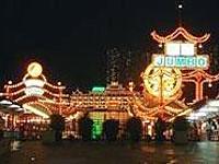 北京ダックの夕食と100万ドルの夜景鑑賞(夜景鑑賞のオプショナルツアー)