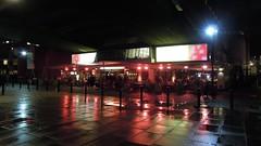 BFI Southbank, London (David McKelvey) Tags: uk red england london film southbank institute british 2013