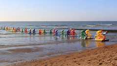 Oostende - Ostenda (Kristel Van Loock) Tags: sea mer beach mare noordzee northsea oostende spiaggia ostend merdunord belgiancoast belgischekust ostenda côtebelge deontsnapping