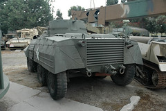 "M8 Armored Car (2) • <a style=""font-size:0.8em;"" href=""http://www.flickr.com/photos/81723459@N04/9345222364/"" target=""_blank"">View on Flickr</a>"