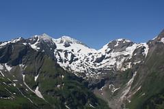 Peaks at the south end of Fuschertal (Ari_Sarah_Erik_Leifur) Tags: mountain austria fuscherkarkopf breitkopf grosglocknerhochalpenstrase sonnenwelleck