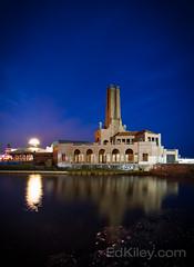 The Casino (Ed Kiley) Tags: longexposure beach night decay urbandecay asburypark nj boardwalk jerseyshore seashore