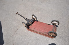 "Vintage Pedal Car & Wagon Restoration • <a style=""font-size:0.8em;"" href=""http://www.flickr.com/photos/85572005@N00/9631175884/"" target=""_blank"">View on Flickr</a>"