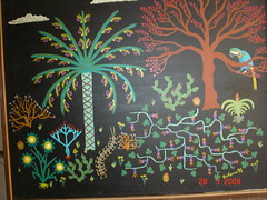 Oleo Amazonia 1 (alonsotegui) Tags: arte venezuela selva canaima imagenes cuadros pinturas oleos naif lienzos ingenuo