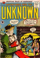 Adventures into the Unknown 66 (Michael Vance1) Tags: fiction art comics comic booksuspenseadventuresupernaturalweirdsfscience