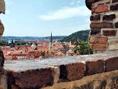 Prague Rooftops framed (saxonfenken) Tags: city cityscape rooftops prague framed bricks roofs czechrepublic thumbsup gamewinner 7054 friendlychallenges herowinner storybookwinner pregamewinner 7054city