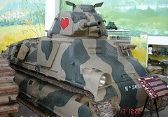 """Somua S-35 (4) • <a style=""""font-size:0.8em;"""" href=""""http://www.flickr.com/photos/81723459@N04/9976041575/"""" target=""""_blank"""">View on Flickr</a>"""