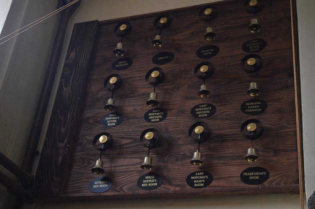 Kitchen Bells (CoasterMadMatt) Tags: New Uk Greatbritain Autumn England  House English Kitchen Bells