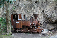 end of the road - part 2 (cyberjani) Tags: museum train bosnia jajce