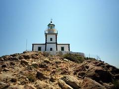 Leuchtturm_Faros_09 (Michael Kulla) Tags: hellas santorini greece griechenland leuchtturm thira faros kapakrotir