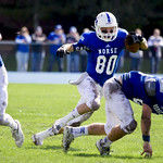 """<b>HomecomingFootball2013_AL_08</b><br/> Homecoming 2013 footbal game against Loras College. This was the 100th season of football for Luther College.  Septmeber 5th 2013. Photo by Aaron Lurth<a href=""""http://farm8.static.flickr.com/7411/10140520953_e9499bcc4d_o.jpg"""" title=""""High res"""">∝</a>"""