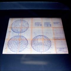 (*johnnyfavorite) Tags: travel brussels 120 film analog square death star fuji expo superia fair exhibition cm hasselblad journey sphere 400 worlds 1958 epson medium format wars 500 atomium 58 xtra v700 johnnyfavorite