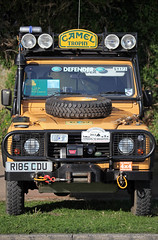 London to Brighton Land rover Run 2013 (pg tips2) Tags: brighton 4x4 rover views land 500 landrover defender offroader madeiradrive 2013