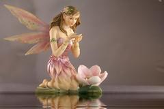 Water Nymph (hammyham) Tags: figurines fairies