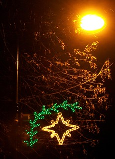 Espaly-Saint-Marcel (Le Puy-en-Velay), illuminations 2007