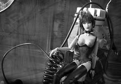 . (Elina-Doll) Tags: fashion fetish doll fierce bdsm subject royalty fetisch kyori