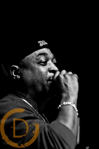 Chuck D Speaking at Du Sable