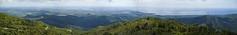 """SnackBar """"El Mirador"""" en la ladera sur de la sierra, comenzando el descenso hacia la ciudad de Trinidad y el Mar Caribe. Parque Natural Topes de Collantes, Sierra del Escambray, Cuba. (lezumbalaberenjena) Tags: cuba selva bosque jungle trinidad villas mirador snackbar sancti spiritus 2013 escambray velvedere"""