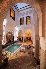 Riad Star, Marrakech Medina (hipmarrakech) Tags: ma hotel morocco marrakech medina marrakesh josephinebaker riad maisondhote alankeohane riadstar