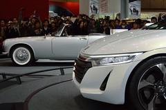DSC_1320 (d3_plus) Tags: car japan honda tokyo 1 nikon    tms  tokyomotorshow  nikon1 s660 beat660 nikon1j1 1nikkor  1nikkor185mmf18 nikon1j3 tms2013 tokyomotorshow2013 2013 nikon1 j3 1nikkorvr10100mmf456