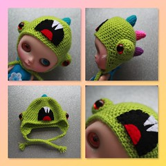 Ditzy Dino Hat