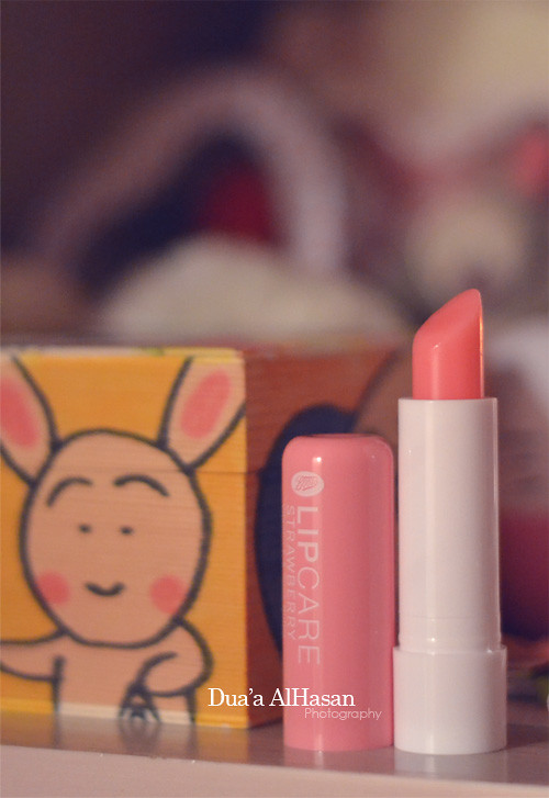 390e969c853f3 Rose Lipbalm (Miss.Dua a) Tags  pink bunny beauty skin body