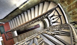 Escalier ancien, Calea Republicii, Oradea