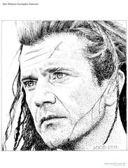 Mel Gibson Coração Valente