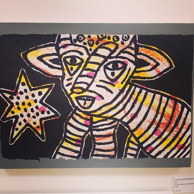 Sin Titulo de Jorge Castilla Bambarén $500 • Bazarte #bazarte #arteenlima #artinlima #arte #art #artist #artista #pintura #painting