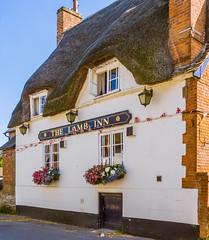 The Lamb Inn at Urchfont, Wiltshire (Anguskirk) Tags: uk england pub village eu tavern wiltshire publichouse urchfont lambinn