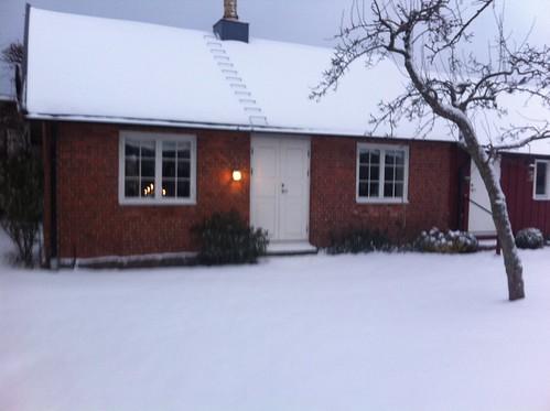 Ernsts Hus - winter/vinter