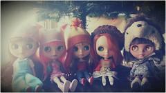 Blythe Girls Line Up