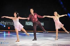 Linda Fratianne, Brian Boitano & Rosalynn Sumners