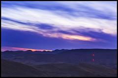 In Bloom (PatrickJamesPhoto) Tags: california ca longexposure sunset sky sun mountain mountains nature clouds landscape 50mm outdoor centralcoast slo sanluisobispo pentaxk5 patrickjamesphoto