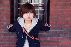in Yokohama (redshoes99) Tags: portrait girl japan nikon women yokohama tamron a09 d600 2875mm