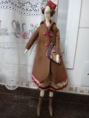 Minha Tilda outono (PCPriscila) Tags: doll boneca tilda ragdoll evangeline autumntilda